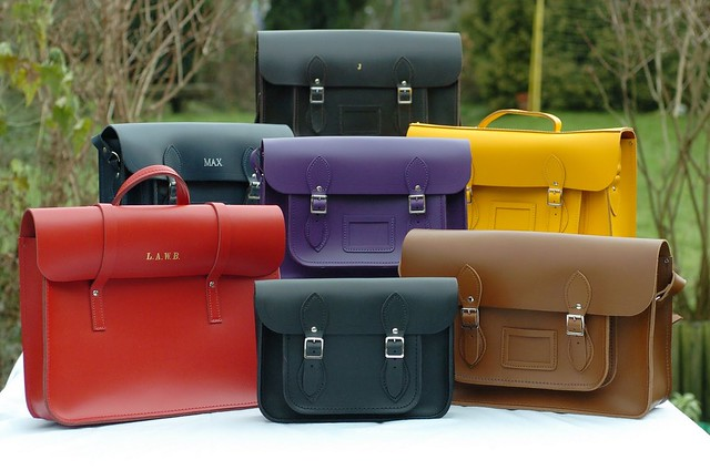 The Cambridge Satchel Company:復古時尚 - 1