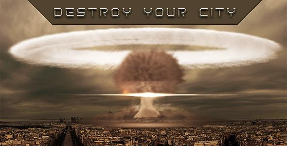 Nitrogen--bomb