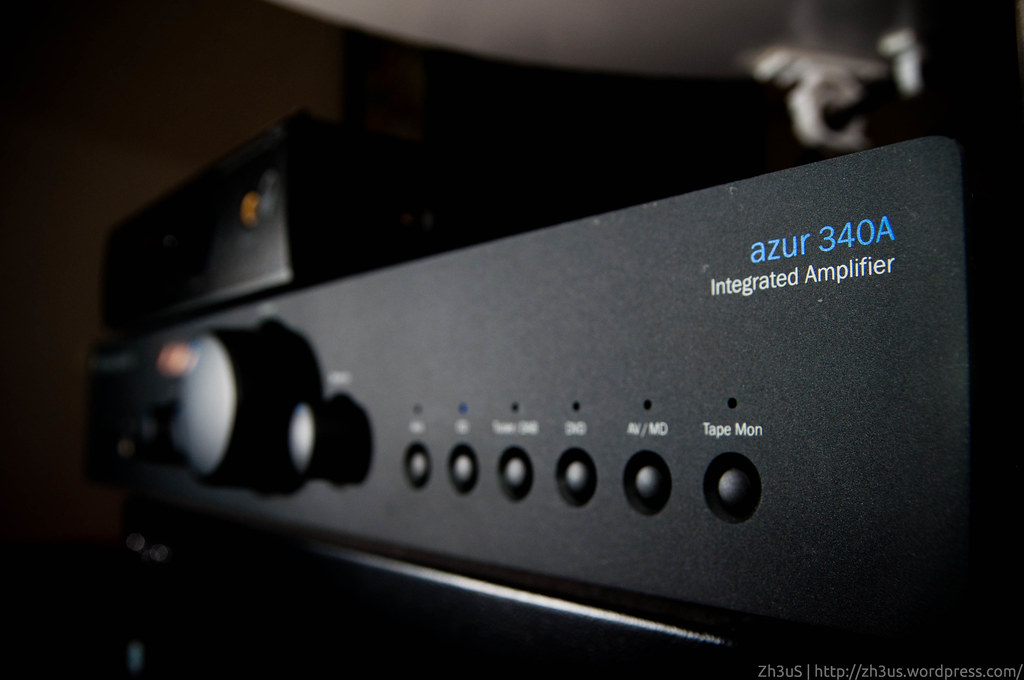 Cambridge Audio - azur 340A