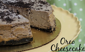 Oreo Cheesecake small