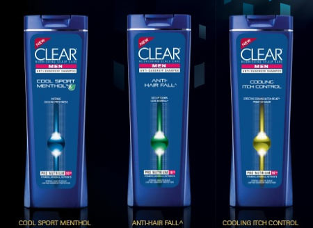 New Clear Shampoo for Men - PinayReviewer.com