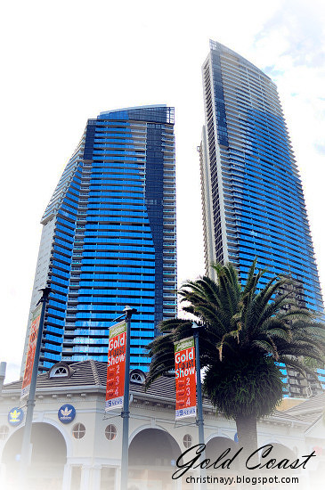 Gold Coast's Surfers Paradise