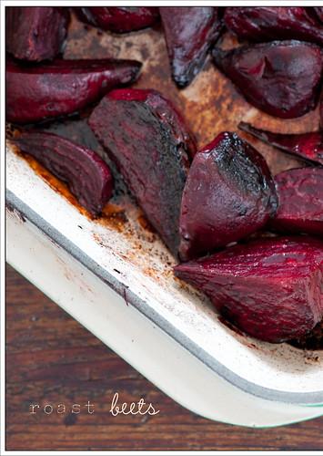 roast beets