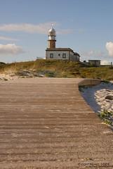 Faro de Lariño (Carnota, A Coruña)