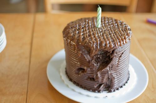 cake disaster 2011