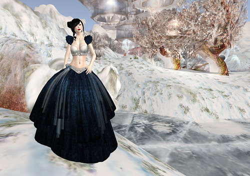 Princess in Ice II