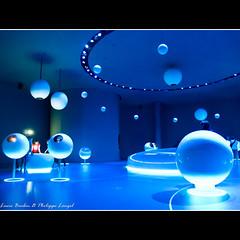 The Globe of Science and Innovation - CERN - Geneva (Lucie et Philippe) Tags: cern doubleniceshot mygearandme mygearandmepremium mygearandmebronze