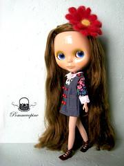New Casual  dress set by Pommecopine