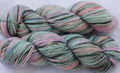 Hadassah on Kona Superwash DK, 4 oz (...a time to dye)
