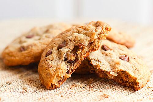 MF Chocolate Covered Pretzel Cookie
