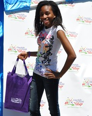 Posing for the Camera LoL (FlavesO) Tags: charity breakfast icecream hollywood favour givekidstheworld