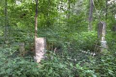 (Adam Paris) Tags: paris adam abandoned cemetery graveyard canon kentucky ky tombstone lancaster hdr owensboro 40d