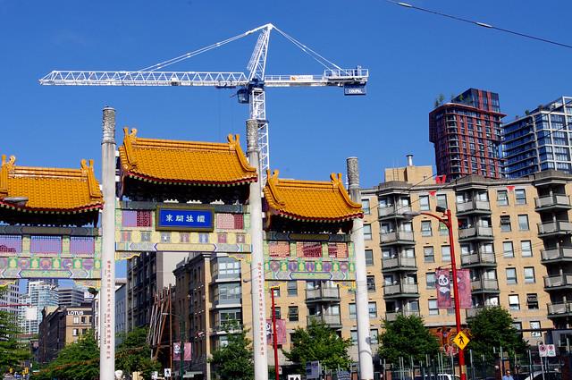 I love Chinatown.