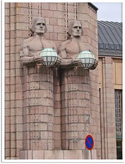 Helsinki - Hauptbahnhof