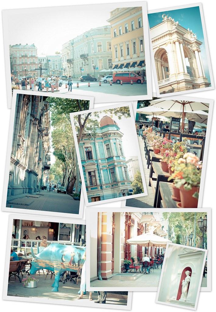 Фото Одессы, лето в Одессе