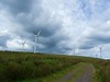 Wind turbines 17th Aug 2011 (5) (Gareth Lovering Photography 5,000,061) Tags: sky clouds port wind olympus panasonic talbot turbines lovering neath cymmer gh2