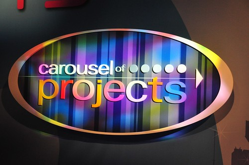 Walt Disney Parks and Resorts Carousel of Projects