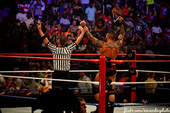 Orton Wins