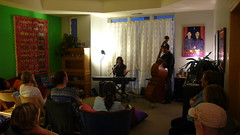 House concert in Minneapolis