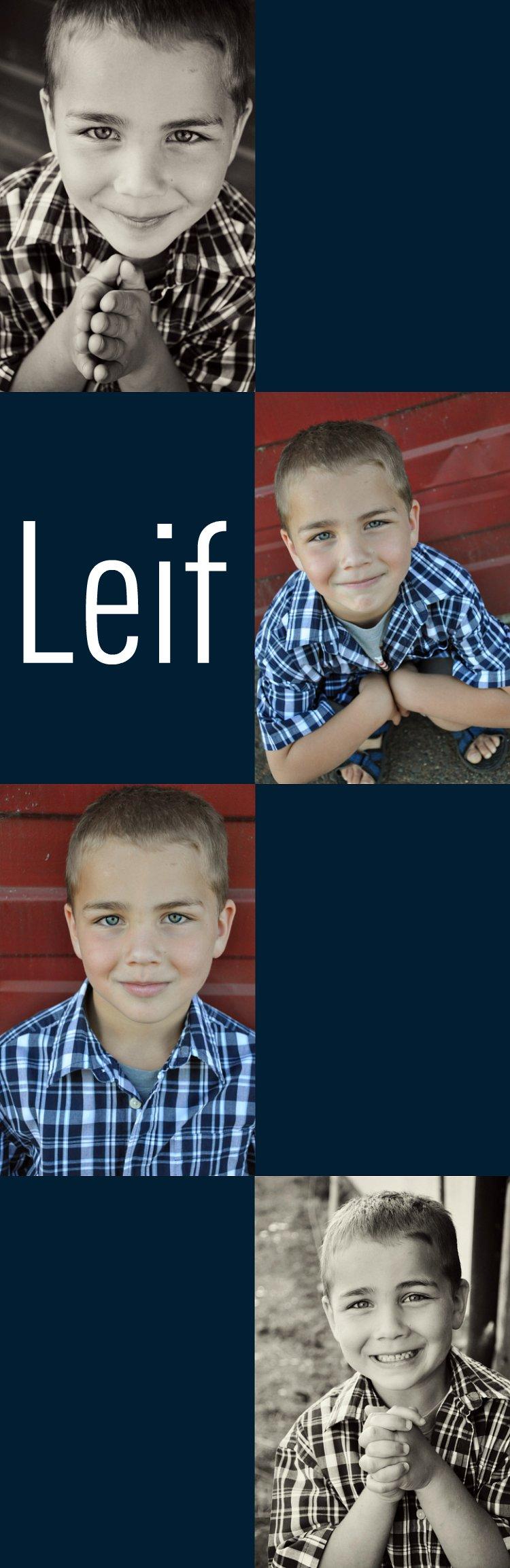 Leif @ 5