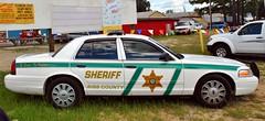 Bibb County Sheriff - Ford Crown Victoria Police Interceptor (SpottingWithTom) Tags: county ford car ga georgia police victoria robins warner crown sheriff department patrol macon bibb
