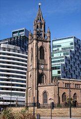 The Sailor's Church (Canis Major) Tags: church liverpool spire merseyside parishchurch stnicks sailorschurch atlantictower marydelquay