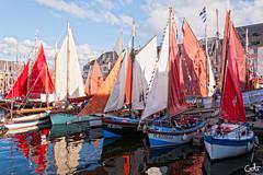 Paimpol (@lain G) Tags: portraits bretagne bateaux marins danseurs paimpol voiliers chanteurs vieuxgrments voiles leuropepittoresque