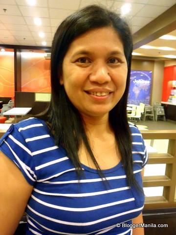 Lariza Garcia, Blogger Apprentice Top 6
