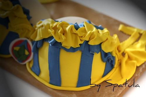 Göğüz pasta by Demetin spatulasi