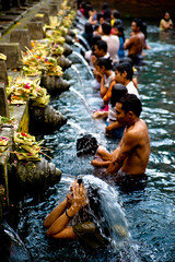 Tirta Empul, Ubud, Bali (rsagar) Tags: bali water indonesia temple hope faith prayer religion belief fortune fate dreams wishes devotion spirituality wish hindu hinduism tirta empul prayers ubud asiasociety