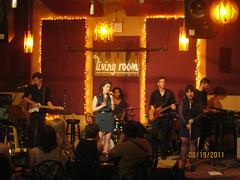 Sarah Elizabeth Foster live at The Living Room