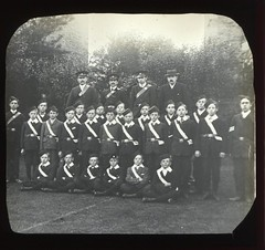 Boys in Uniform (Tyne & Wear Archives & Museums) Tags: museum newcastle uniform oldphotographs northeast oldphotos newcastleupontyne watchmaker officers tyneandwear ryton congregationalchurch boysclub twam stmarysterrace tyneandweararchivesandmuseums williamalfredcocks johncocks
