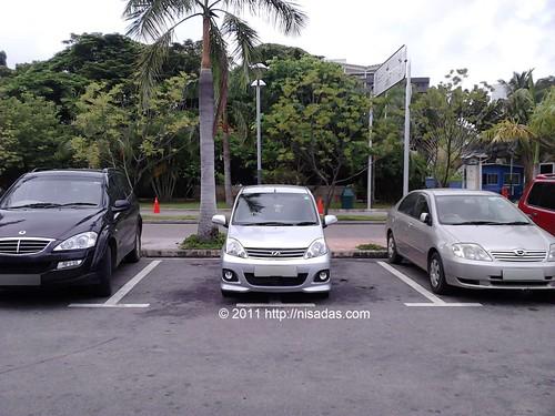 Strange Parking