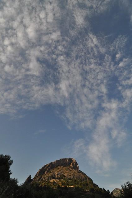 Guhyaloka skies 10
