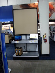 Former HP TouchPad Endcap