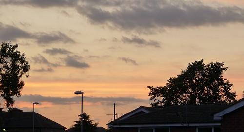 Photo challenge: Sunset
