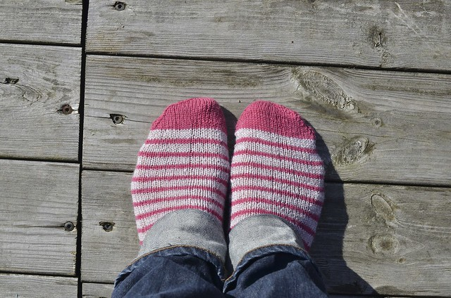 striped sssocks