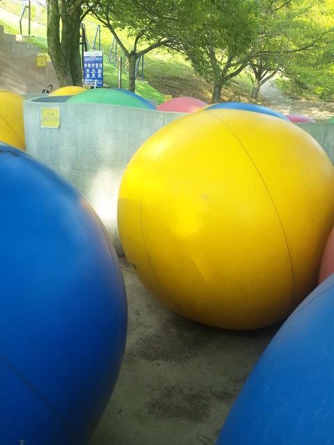 ピカソのタマゴのスラストボム2の写真