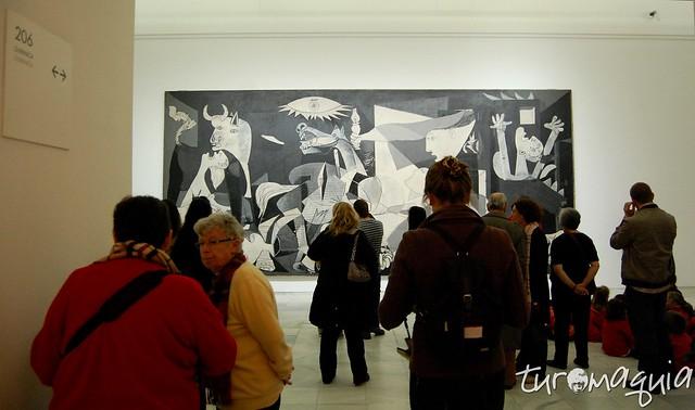 Guernica - Museu Reina Sofia - Madrid