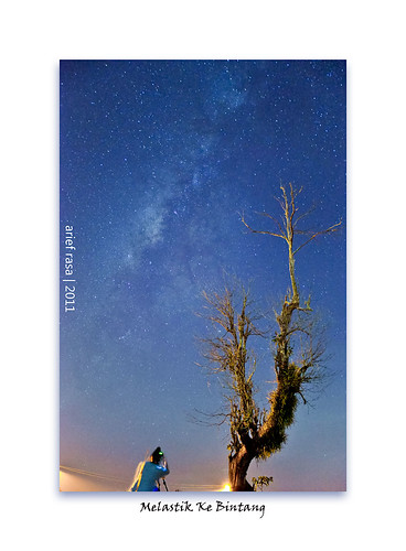 Shooting The Stars by Arief Rasa