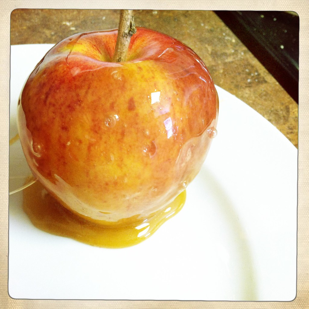 Honey Toffee Apple