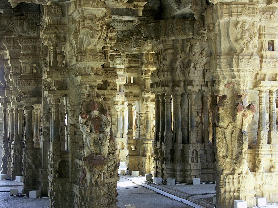 Сказки Хампи, империя Виджнянагара, Карнатака - авторские путешествия в Индию