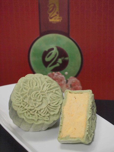 Organic Pandan Snow Skin 100% Pure Top Grade Mao Shan Wang Durian Mooncakes