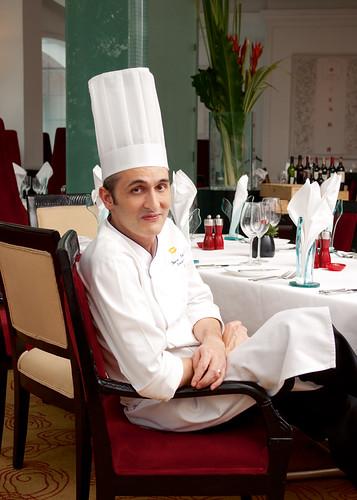 Chef Franco Brodini
