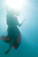 Underwater: Kendra Danelle - Archangel (willstotler) Tags: leica red woman water pool female 35mm bag belt model marine underwater dress adult african summicron american bracelet m8 africanamerican housing flowing kendra amateur asph uf waterproof ewa danelle braless summicron35mm ewamarine modelmayhem leicam8 summicron35mmasph willstotler mm1067960 1067960 kendradanelle