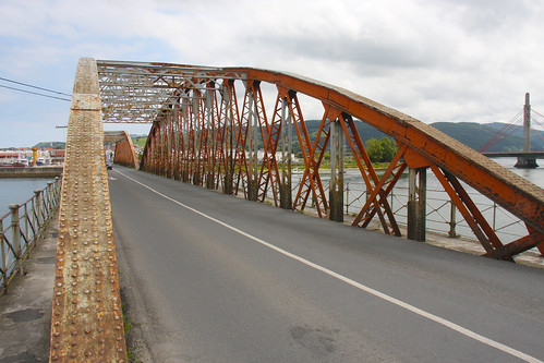 Colindres Iron Bridge