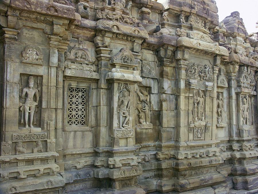 Храмы Паттадакала, III-IXвв.Карнатака