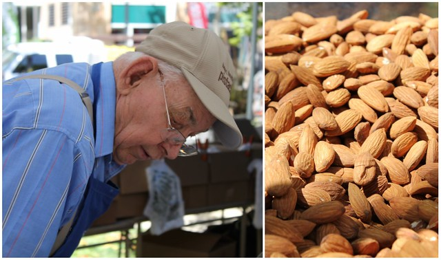 Dewey Farms + Almonds