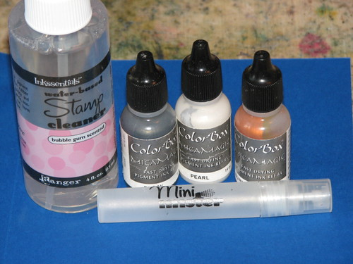 Pigment Reinker Technique 001