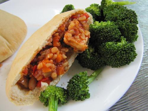 Chili Pita